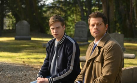 Just a Talk - Supernatural Season 14 Episode 20