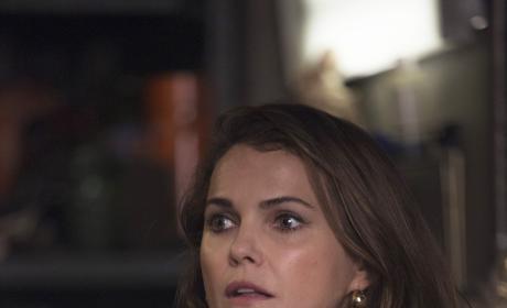 Elizabeth Looks at Her Work - The Americans Season 5 Episode 7