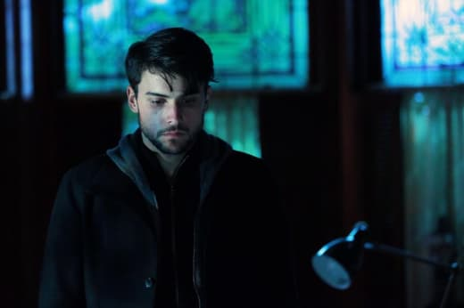 Connor On Shaky Ground - How to Get Away with Murder Season 1 Episode 9