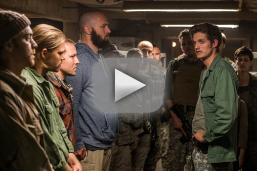 Watch Fear the Walking Dead Online: Season 3 Episode 6 - TV