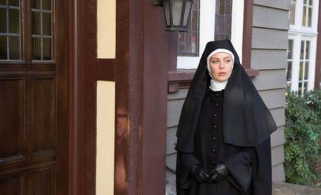 It's a Nun!
