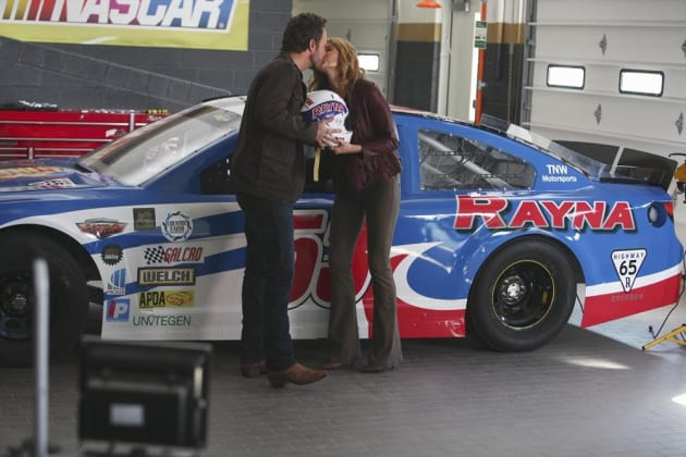 Her Own NASCAR
