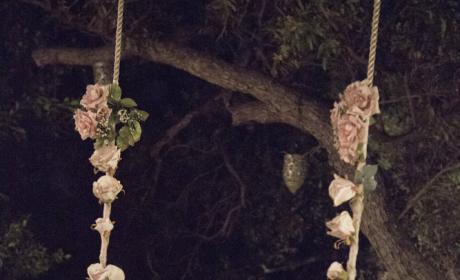 Lisa Vanderpump Swings - The Real Housewives of Beverly Hills