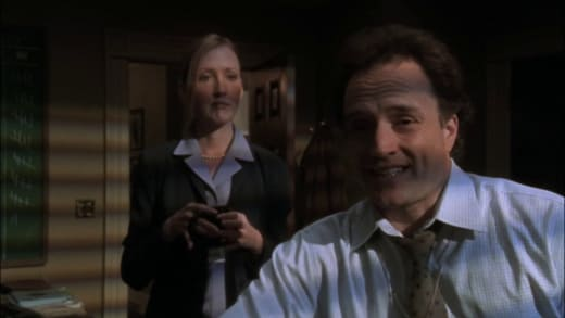 He Did a Bad, Bad Thing - The West Wing Season 1 Episode 1