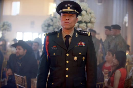 Colonel Cortez Plays For Power - Queen of the South Season 2 Episode 4