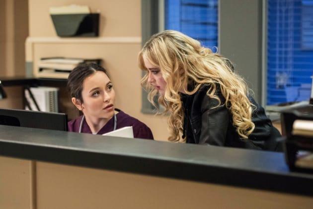 Wayward Sisters - Devious Claire - Supernatural Season 13 Episode 10