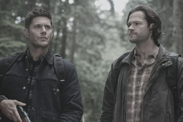 Team-Up - Sam & Dean Winchester - Supernatural