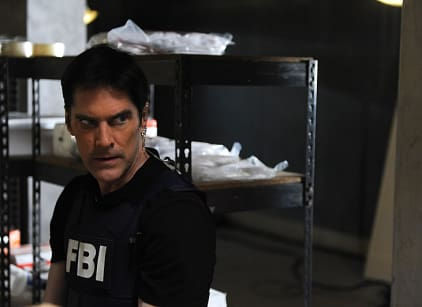 Watch Criminal Minds Season 8 Episode 23 Online