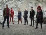 Paragons - Arrow Season 8 Episode 8