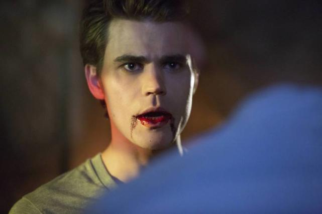 Starving Stefan Salvatore