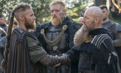 Vikings Season 5 Episode 18 Review: Baldur