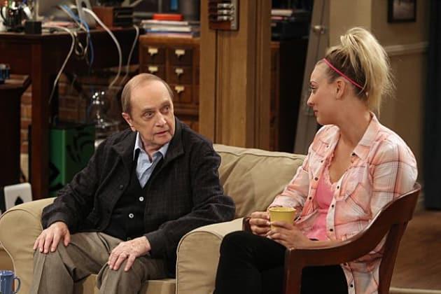 Bob Newhart on The Big Bang Theory