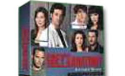Grey's Season 3 DVD: Seriously Extended