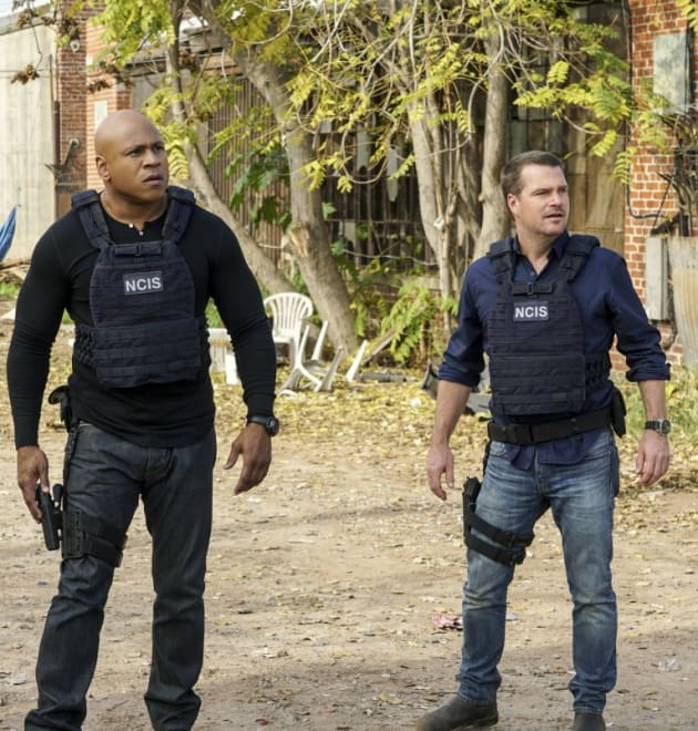 Finding Their Way - NCIS: Los Angeles Season 8 Episode 14