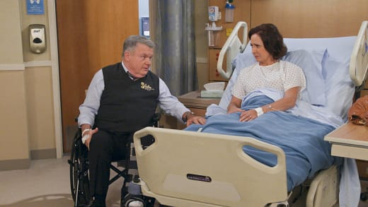 A Night In the Hospital - The McCarthys