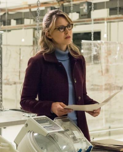 Testing  - Supergirl Season 4 Episode 20