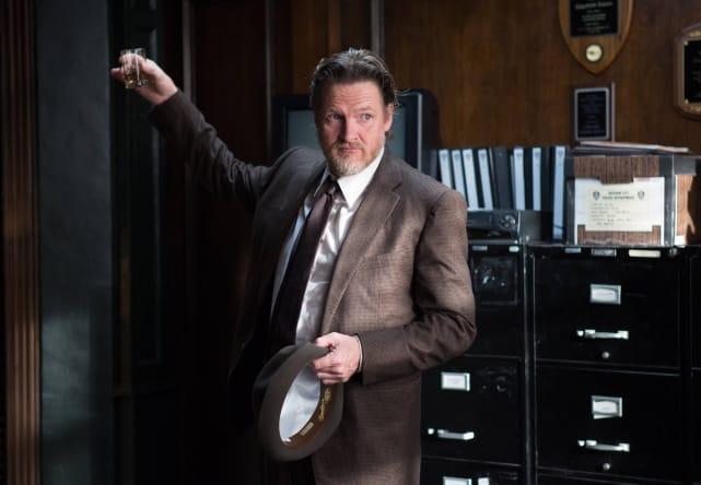 Gotham: Harvey Bullock
