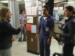 A Deaf Patient - Code Black
