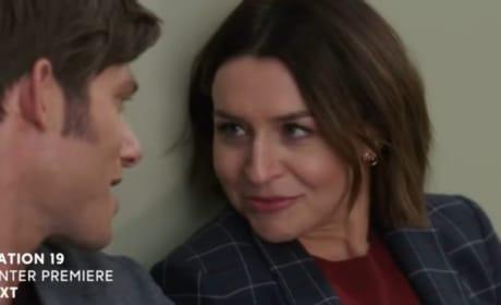 Grey's Anatomy Promo: Long Live Lepherd!!