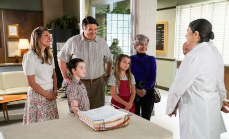 Research Project - Young Sheldon