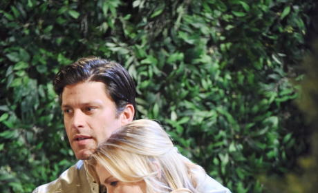 Eric Comforts Sami - Days of Our Lives