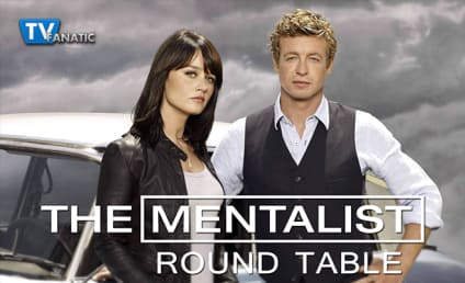 The Mentalist Round Table: Give Me Some Sugar, Baby