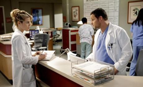 Karev and Fields