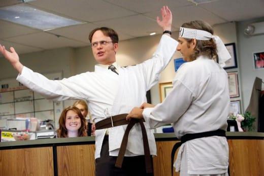 Dwight's Black Belt