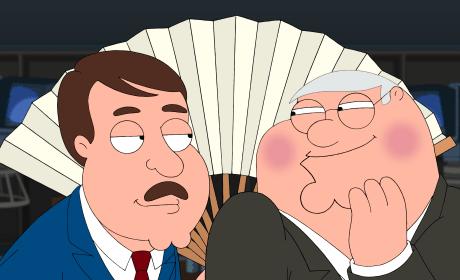 Turning Heads - Family Guy
