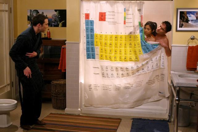 Leonard and Priya - The Big Bang Theory