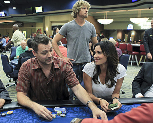 Kensi at the Casino