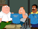 Peter's Neighborhood Watch - Family Guy