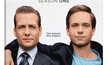 Suits Giveaway: Season 1 DVD, Gift Card