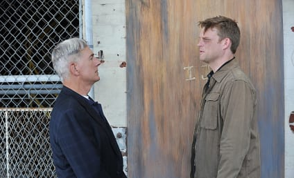 Brad Beyer Previews NCIS, Conclusion of PTSD Arc
