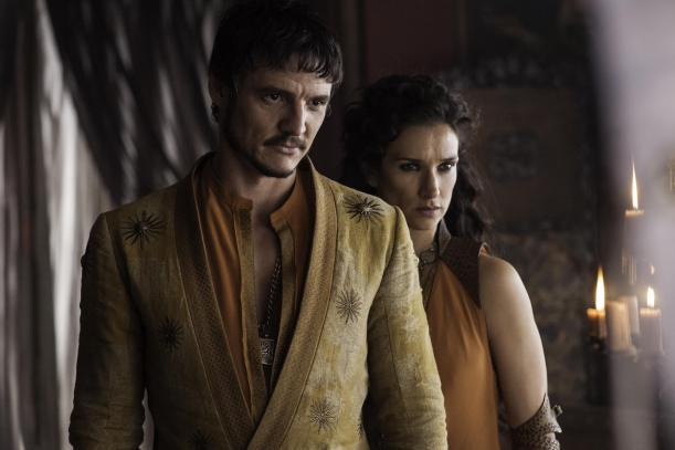 Pedro Pascal on Game of Thrones