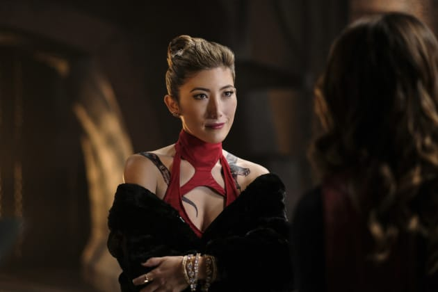 Roulette is Back - Supergirl Season 2 Episode 9
