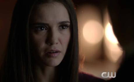 The Vampire Diaries Series Finale Teaser: Elena Meets Stefan