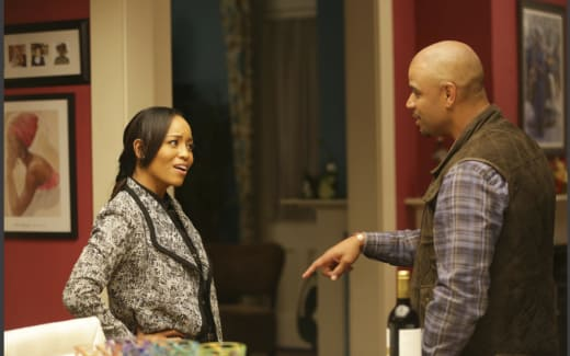 Charley and Remy - Queen Sugar Season 1 Episode 6