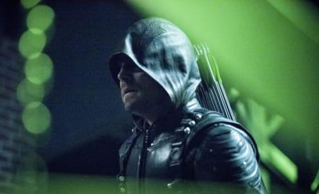 Bringing The Green - Arrow