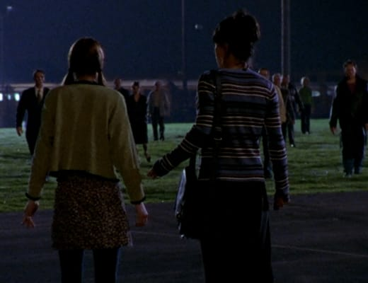 Vampires On Campus - Buffy the Vampire Slayer Season 1 Episode 12