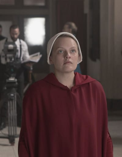 Put on Another Show - The Handmaid's Tale