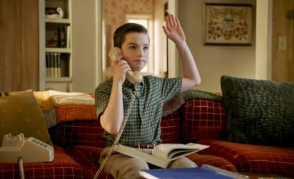 Watch Young Sheldon Online: Season 4 Episode 14