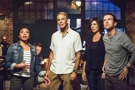 A Stolen Missile - NCIS: New Orleans