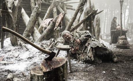 Beaten Hodor