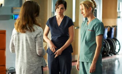 Saving Hope Review: Heartless