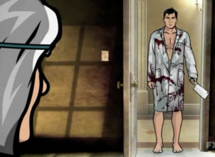 Watch Archer Season 1 Episode 10 Online