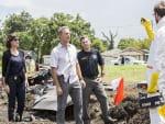 Plane Crash - NCIS: New Orleans