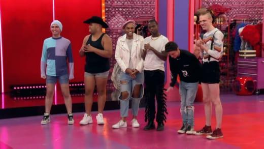 Top 6 - RuPaul's Drag Race Season 13 Episode 12