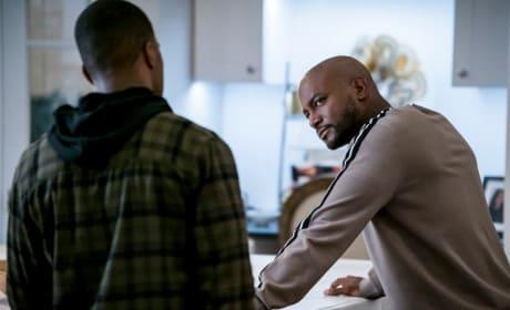 Father/Son Talk? - All American Season 1 Episode 3