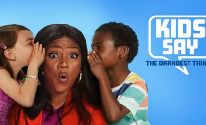 Kids Say the Darndest Things, With Tiffany Haddish, Revived at CBS